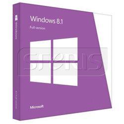 System operacyjny Microsoft Windows 8.1 x32 Polish 1pk DVD OEM/WN7-00636
