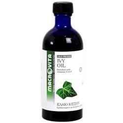 Macrovita IVY OIL Olejek z bluszczu z kompleksem witamin E+C+F (31170)