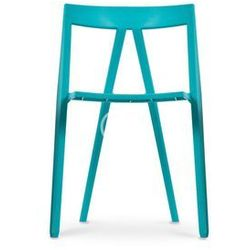 Krzesło Futu, turkusowy by CustomForm