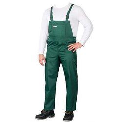 Spodnie robocze Master ogrodniczki zielone