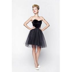 Sukienka Dance czarna
