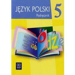 Język Polski 5. Klasa 5. Podręcznik dla szkoły podstawowej specjalnej (opr. broszurowa)