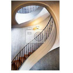 Obraz kręcone schody
