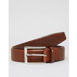 Hugo Boss Gerron Leather Belt - Tan