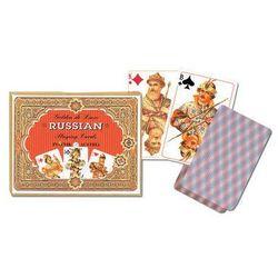 Złote Rosyjskie - karty do gry