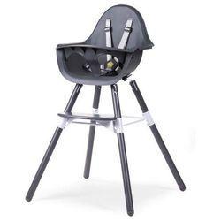 Krzesło do karmienia Evolu 2 - 2w1 antracyt