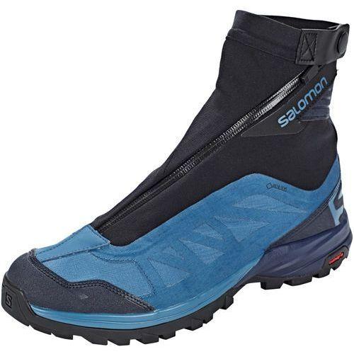Outpath gtx buty mężczyźni niebieski uk 8   eu 42 2018 buty turystyczne (Salomon)