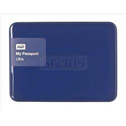 Dysk Western Digital WDBGPU0010BBL - pojemność: 1 TB, 2.5