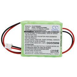 Honeywell 5800RP Wireless Repeater / GP80AAAH5BMX 700mAh 4.20Wh Ni-MH 6.0V (Cameron Sino)