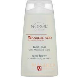 Norel (Dr Wilsz) MANDELIC ACID TONIC-GEL WITH MANDELIC ACID Tonik żelowy z kwasem migdałowym (DT369)