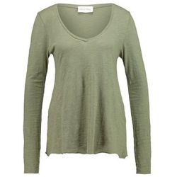 American Vintage Bluzka z długim rękawem olive