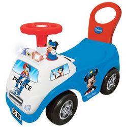 Kiddieland, Myszka Miki, jeździk, Mickey Police Darmowa dostawa do sklepów SMYK