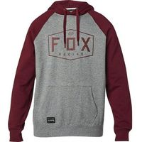 bluza FOX - Crest Pullover Fleece Heather Graphite (185) rozmiar: 2X