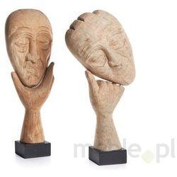 Figurki dekoracyjne Barrow (2/set) LaForma AA0307M00