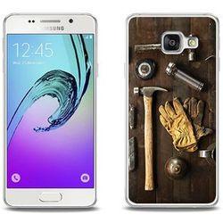 Foto Case - Samsung Galaxy A3 (2016) - etui na telefon Foto Case - narzędzia