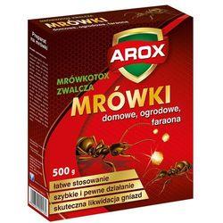 Mrówkotox preparat zwalczający mrówki 500g AROX