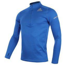 bluza do biegania męska ADIDAS SEQUENCIALS RUN HALF ZIP / AA5778 Promocja (-30%)