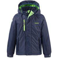 53d74d1eed1c5 KAMIK kurtka narciarska Hunter Solid Peacoat 104 blue/green - BEZPŁATNY  ODBIÓR: WROCŁAW!