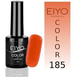 Lakier hybrydowy EIYO Crazy - kolor nr 185 - Ceglasty - 15 ml Lakiery hybrydowe