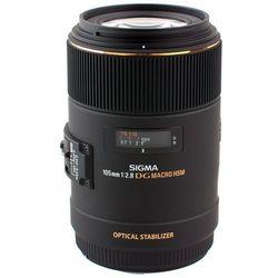 Obiektyw SIGMA AF 105/2.8 Macro EX DG OS HSM Canon