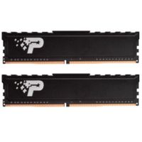 PATRIOT DDR4 Signature Premium 16GB/2666(2*8GB) Black CL19 PSP416G2666KH1