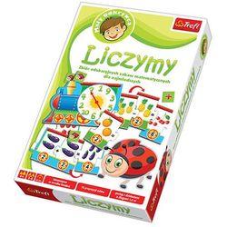 Gra dla najmłodszych edukacyjne układank Kolory i kształty Trefl
