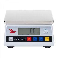 PRECYZYJNA WAGA LCD ZAKRES 10kg DOKŁADNOŚĆ 0,1g