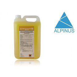 Preparat w płynie do czyszczenia klimatyzacji i urządzeń chłodniczych CLIMACLEANER o zapachu miętowym - koncentrat 5L=20L (CLIMACLEAN-5L-M)