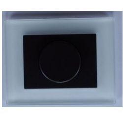 Ściemniacz przyciskowo-obrotowy 600W kolor grafitowy VILMA