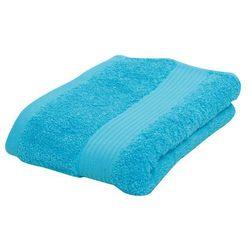 Gözze, ręcznik bawełniany, seria NEW YORK UNI, rozmiar 100x150cm, kol. turkusowy, nr 550-2118-6