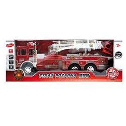 Zestaw samochodowy Realtoy straż pożarna (306996)