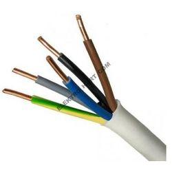 Elektrokabel Przewód instalacyjny okrągły 450/750V YDY 5x2,5