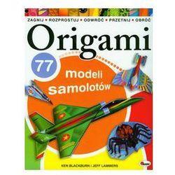 Origami 77 modeli samolotów