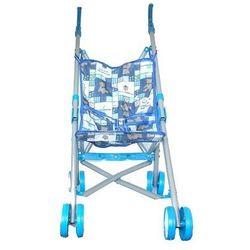 Wózek spacerowy 52x48x25cm niebieski