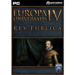 Europa Universalis 4 Res Publica (PC)