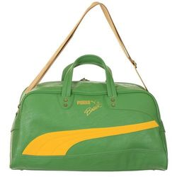 torba Puma Brasil Grip Bag - Medium Green/Vibrant Yellow