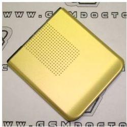 Obudowa Sony Ericsson S500i pokrywa baterii żółta