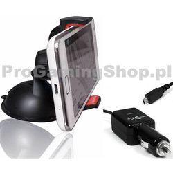 Uchwyt do samochodu BestMount Trendy + ładowarka samochodowa do Sony Ericsson Xperia Ray