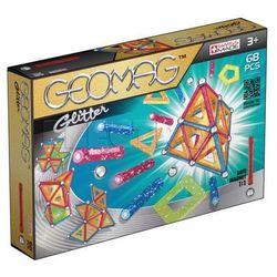 Klocki GEOMAG Klocki GEOMAG Panels Glitter 68 el