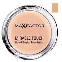 Max Factor Miracle Touch Płynny podkład w magicznej formule kompaktu nr 80 Bronze 11,5g