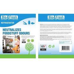 Bio4Fresh LODÓWKA naturalny oczyszczacz powietrza do lodówek Organic Surge B4F UN harce 10% (-10%)
