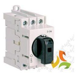 Rozłącznik z pokrętłem bezpośrednim LAS 100 3P 004660107 ETI