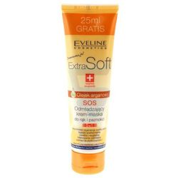 Eveline Extra Soft Krem-maska do rąk i paznokci 75 ml + 25 ml