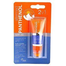 Altermed Panthenol Winter krem na zimę SPF 20 + balsam do ust SPF 15 2w1 + do każdego zamówienia upominek.