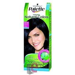 Palette Permanent Natural Colors Farba do włosów nr 909 Granatowa Czerń