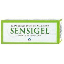 ELGYDIUM Sensigel 50ml - żel łagodzący do zębów wrażliwych