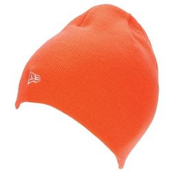 czapka New Era Original Basic Knit 3 - Fluorescente Orange