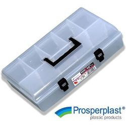 PROSPERPLAST Organizer uniwersalny 359x238x85 mm, UNIBOX 14 NUN14