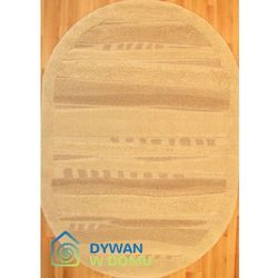 Dywan Rich Shaggy Juno kremowy 080x150 prostokąt