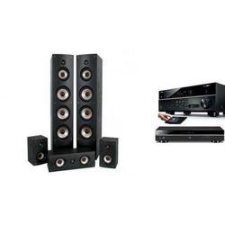 YAMAHA RX-V579 + BD-S677 + ELTAX MONACO HCP - Kino domowe - Autoryzowany sprzedawca